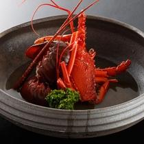 【夕食一例】鳴門の旬を最高の形でお楽しみ下さいませ。