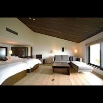 和室4室・洋室6室の計10室からなるお客様のプライベートオアシス