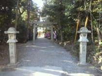 神明神社&石神さん参道