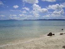 タバガビーチ
