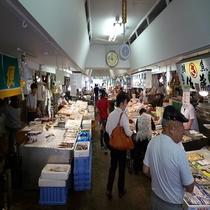 のっけ丼で有名な青森魚采センターホテルから徒歩5分