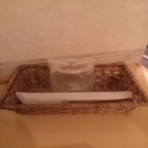 客室備品歯ブラシセット