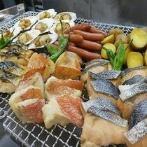 レストラン「北の番屋」小樽名物炙り焼き