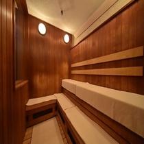 男性大浴場(サウナ)