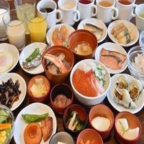 レストラン「北の番屋」■朝食一例■