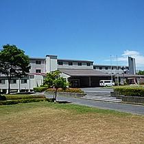 【西館】琵琶湖側に立っております。