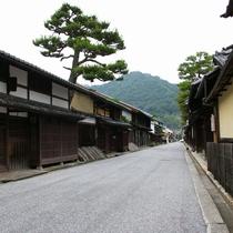 近江商人の町並み(1)