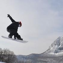 スキー場リフト券付プラン(12月下旬〜3月下旬)