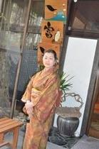 一富士の名物女将さんです。