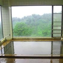 眺望◎!大浴場