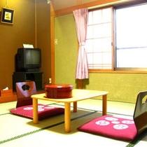 本館和室8畳(一例)