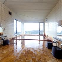 *【温泉/男湯】関温泉の名湯を、【100%源泉かけ流し】でお楽しみください♪