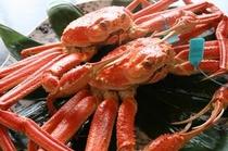 地物ブランド茹で蟹