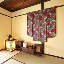 ●内湯&露天付【離れ特別室】和室約11畳+洋室約10畳【静和】