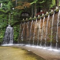 日石寺十二支滝