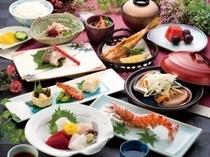 【夕食 例】