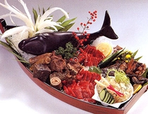 お食事例(予約必要)