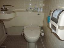 スタンダードツイン  トイレ