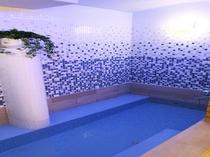 大浴場 「青の湯」