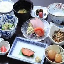 ◆ご朝食/飾らない素朴な和定食をご用意※イメージ