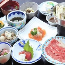 ◆ご夕食/料理長おまかせ和食膳※イメージ
