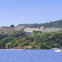 ホテル松島大観荘 外観