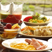 【和洋中バイキング】朝食イメージ