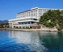安芸グランドホテル【海側景色2】
