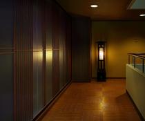 大浴場廊下