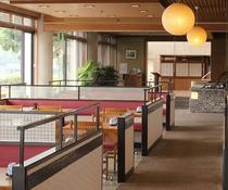 和食レストラン【厳島】内装