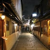 ◇京の風景 町並み2