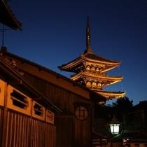 ◇八坂の塔 (東山区)