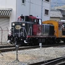 ◇嵐山トロッコ電車 (右京区)