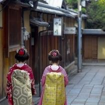 ◇京の風景 町並み3