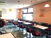 朝食専用レストラン