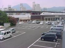 第一、第二駐車場2