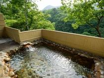 露天風呂絶景の湯