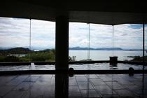 展望大浴場からの眺望