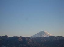 ほったらかし温泉_富士山