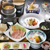 *【夏季×ネット予約限定/お料理一例】2015年夏のメニューです。