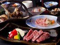 【夕食】里プランイメージ