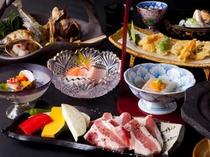 【山プラン】料理イメージ