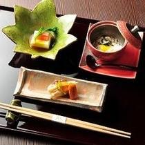旬菜小鉢(冬)
