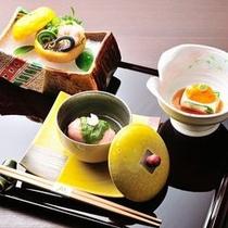 旬菜小鉢(春)