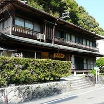 築80年の日本旅館