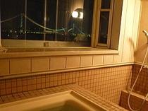 展望バスルーム