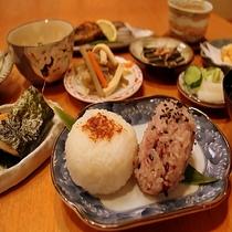 夕食一例1