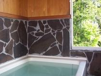温泉の朝風呂