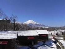 ヴェンティチェロ冬景色