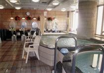 ★4F 大浴場 ジャグジー 水風呂 サウナ